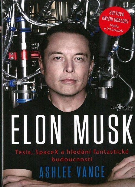 Náhled Elon Musk