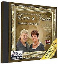 Eva a Vašek 14 - Sladké hlouposti - 1 CD