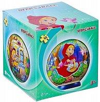 Červená karkulka - Plastic Puzzle Koule 60