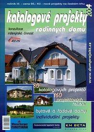 Katalogové projekty rodinných domů 2004