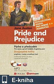 Pýcha a předsudek - Pride and Prejudice (E-KNIHA)