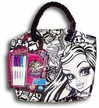 Color me mine kabelka s lanovým uchem Monster High