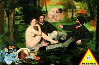 1000 d. Manet, Snídaně v trávě