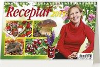 Kalendář stolní 2015 - Receptář