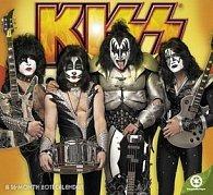 Kiss 2011 - nástěnný kalendář