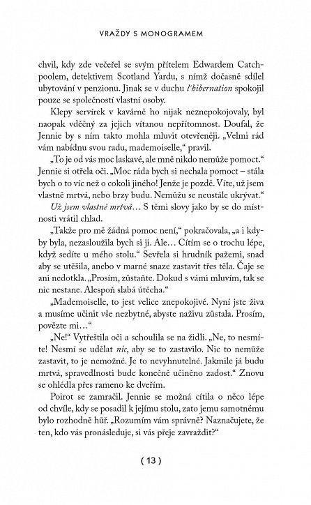Náhled Poirot: Vraždy s monogramem