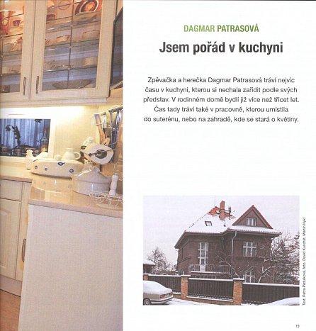 Náhled Domovy slavných - Postřehy z domů a bytů hvězd