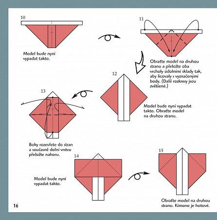 Náhled Origami –  Japonské variace