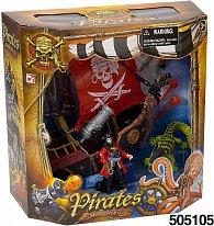 Pirátská sada útok krokodýla