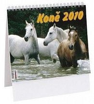 Koně 2010 - stolní kalendář