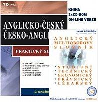 Anglicko-český Česko-anglický praktický slovník