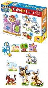 Baby genius baby 3v1 aktivity