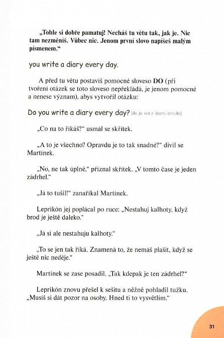 Náhled Angličtina pro děti - Kouzelná gramatika
