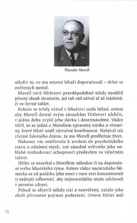 Náhled Zdrogovaný Hitler - Perverze a choroby