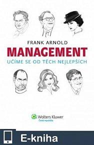 Management - učíme se od těch nejlepších (E-KNIHA)