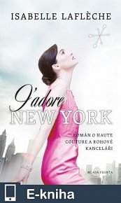 J´adore New York (E-KNIHA)