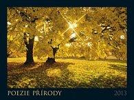 Poezie přírody - nástěnný kalendář 2013