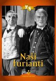 Naši furianti - DVD digipack