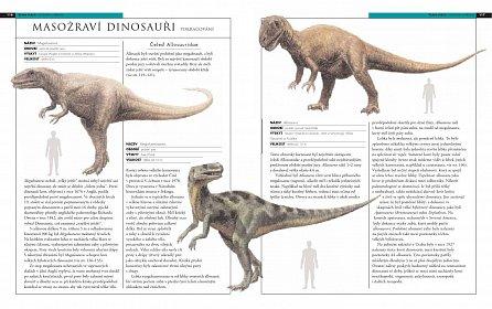 Náhled Ilustrovaná encyklopedie dinosaurů a pravěkých zvířat