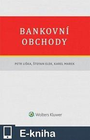 Bankovní obchody (E-KNIHA)