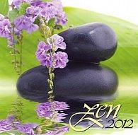 Kalendář 2012 - Zen - nástěnný