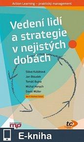 Vedení lidí a strategie v nejistých dobách (E-KNIHA)