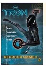 Tron 2 - Aktivity a samolepky A4