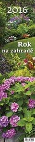 Kalendář nástěnný 2016 - Rok na zahradě