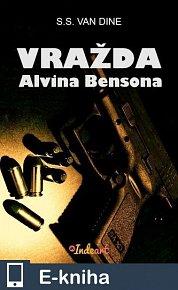 Vražda Alvina Bensona (E-KNIHA)