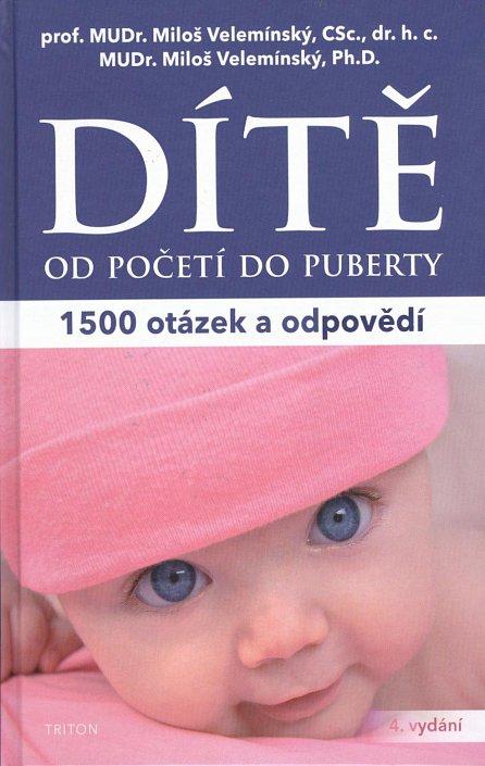 Náhled Dítě od početí do puberty - 1500 otázek a odpovědí