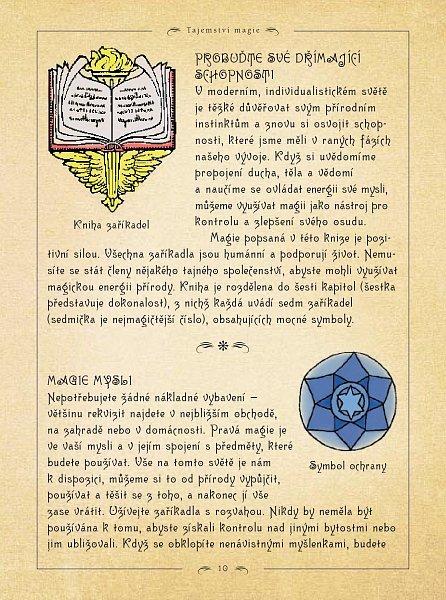 Náhled Čarodějnická kniha
