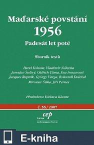 Maďarské povstání 1956: Padesát let poté (E-KNIHA)