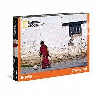 Puzzle National Geographic 1000 Mladý Buddhistický mnich