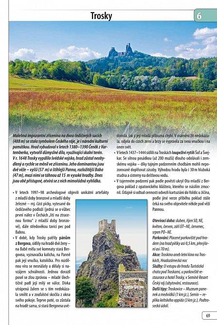 Náhled Špalíček výletů - Hrady a zámky