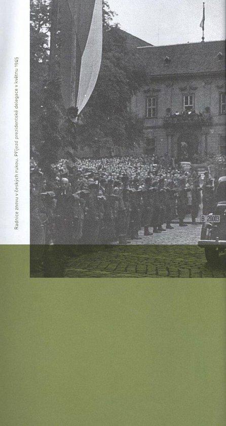 Náhled Brno účtující - Průvodce městem 1945–1946