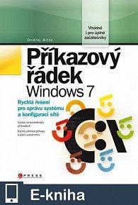 Příkazový řádek Windows 7 (E-KNIHA)