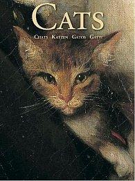 Cats - sada 30 přání