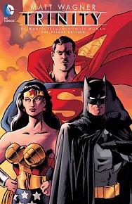 Batman / Superman / Wonder Woman - Trinity Deluxe Edition