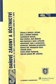 Daňové zákony a účetnictví podle stavu k 31. 12. 2011 s paralelním vyznačením..