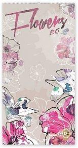 Kalendář 2015 - Květiny - nástěnný