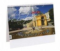 Toulky Českou republikou 2010 - stolní kalendář