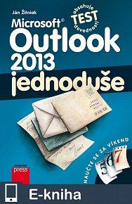 Microsoft Outlook 2013: Jednoduše (E-KNIHA)