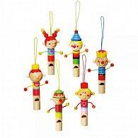 Dřevěné píšťalky - různé druhy