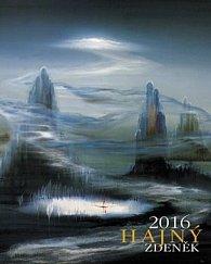 Zdeněk Hajný 2016 - nástěnný kalendář