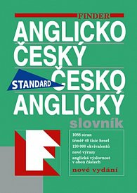 Slovník FIN AČ-ČA standart - 2. vydání