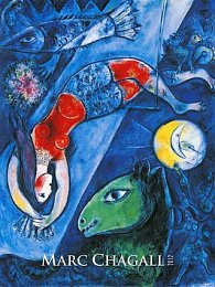 Marc Chagall - nástěnný kalendář 2012