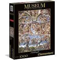 Puzzle Museum 1000 dílků Michelangelo - Poslední soud