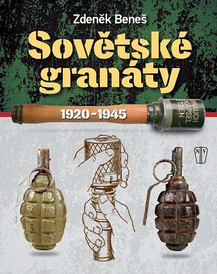 Náhled Sovětské granáty v období 1920–1945