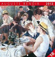 Kalendář 2013 poznámkový - Auguste Renoir, 30 x 60 cm