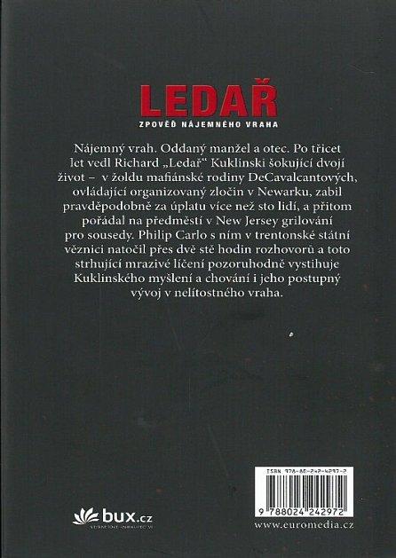 Náhled Ledař: Zpověď nájemného vraha